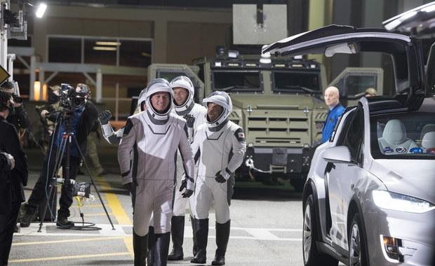Nietypowa misja SpaceX Crew-2. Zorganizowano ją... po kosztach