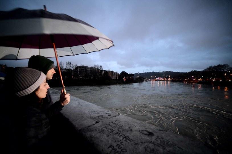 Nietypowa rzymska zima /AFP