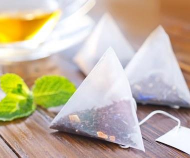 Nietypowe zastosowania herbaty