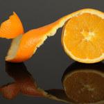 Nietypowe zastosowania skórki pomarańczy