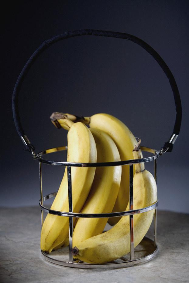 nietypowe zastosowanie bananów /© Photogenica