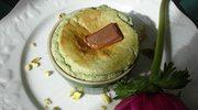 Nietypowy dzien kobiet... i suflet czekoladowo-pistacjowy