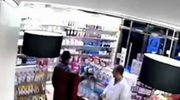 Nieudany napad na aptekę- złodziej został bowiem...zignorowany