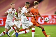 Nieudany powrót do gry: Polscy piłkarze przegrali z Holendrami w meczu Ligi Narodów