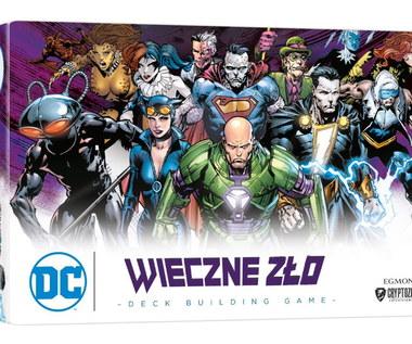 Nieważne, kto przegra, zło zawsze zwycięży - nowości z serii DC Deck Buliding Game