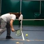 Niewidomi tenisiści z Polski chcą pojechać na Mistrzostwa Świata