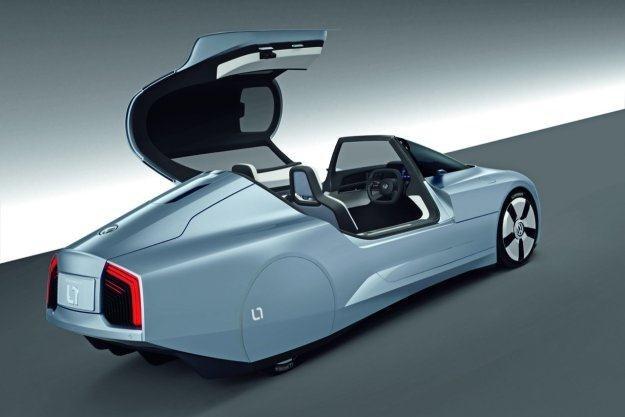 Niewielki volkswagen jest bliski produkcji seryjnej /