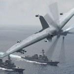Niewielkie okręty w roli lotniskowców dla dronów