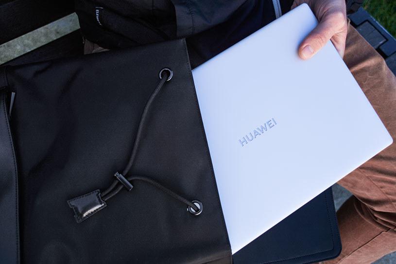 Niewielkie wymiary, lekkość i znakomite parametry - Huawei Matebook X idealnie łączy kompaktowość i wysoką jakość sprzętu /INTERIA.PL