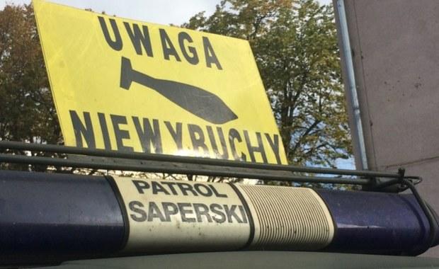 Niewybuch w Bolesławcu. Ewakuowano ponad tysiąc mieszkańców