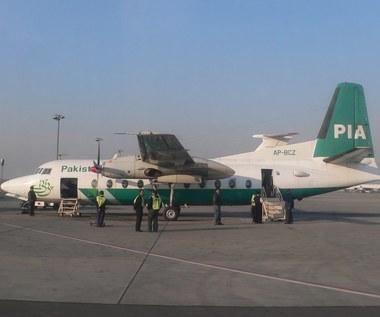 Niewyjaśniona katastrofa lotu nad Nanga Parbat