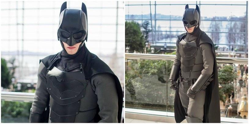 Niewykluczone, że Gordon rozpocznie seryjną produkcję jego wersji stroju Batmana /materiały prasowe