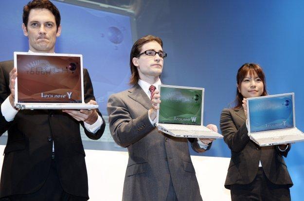 Niewykluczone, że notebooki z układami ARM będą miały bardzo atrakcyjną cenę - poniżej 300 dol. /AFP