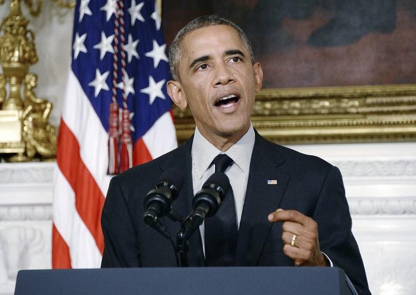 Niezadowoleni z unii z Waszyngtonem podkreślają, że popierają secesję ze względu na fatalne - ich zdaniem - rządy prezydenta Baracka Obamy /PAP/EPA