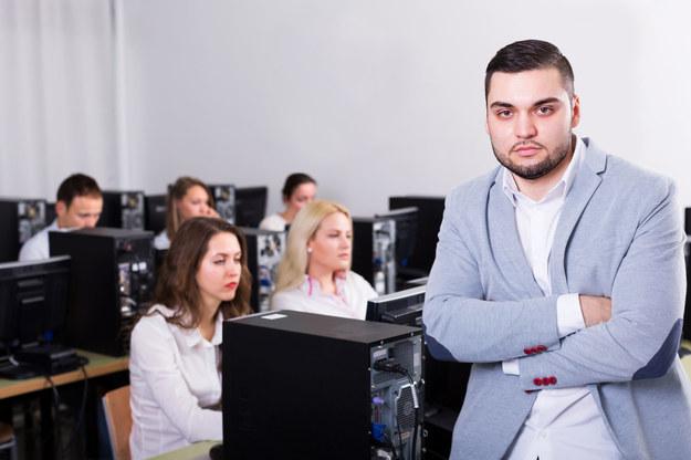 Niezadowolenie pracowników może być kłopotliwe dla firmy /123RF/PICSEL
