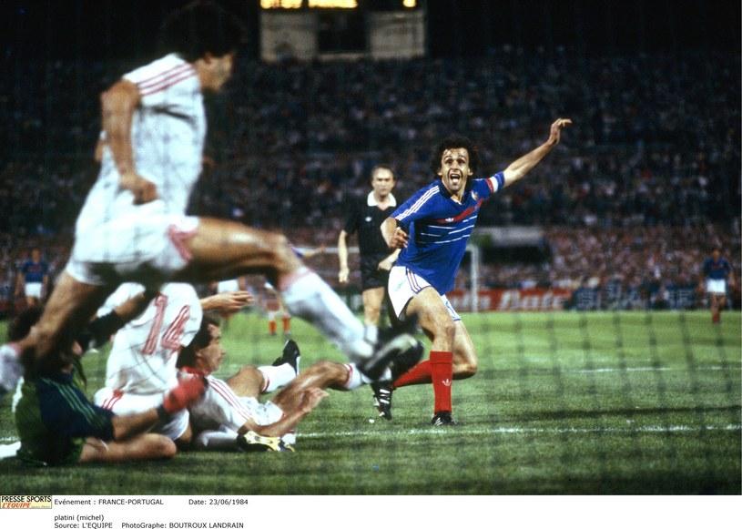 Niezapomniane finały Euro '84 /Newspix
