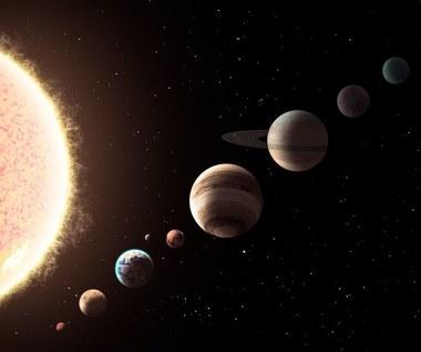 Nieznana siła wpływa na cały Układ Słoneczny