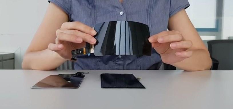 Niezniszczalny OLED Samsunga /materiały prasowe