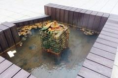 Niezwykła atrakcja w Uniejowie. Mieszkańcy mają na osiedlu mini basen z solanką