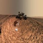 Niezwykła panorama wykonana przez Curiosity