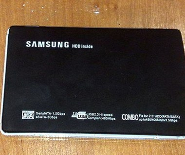 Niezwykła podróbka dysku Samsunga