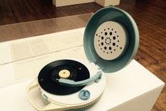 Niezwykła wystawa gramofonów w Łodzkiej Galerii Wystaw Czasowych
