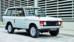 Niezwykłe fakty z historii Range Rovera