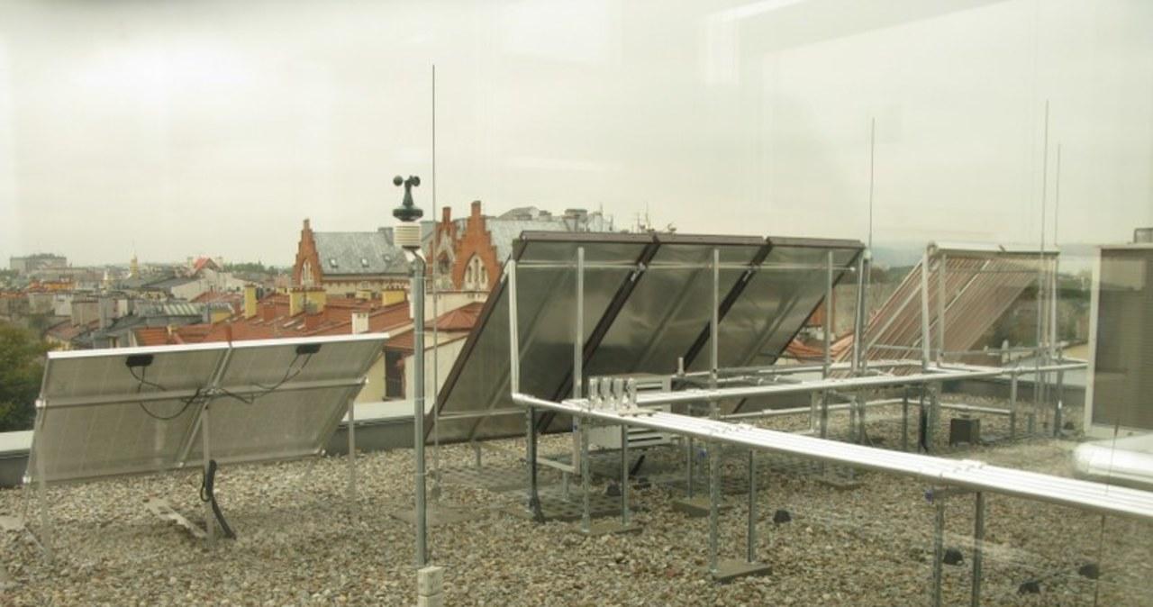Niezwykłe laboratorium w centrum Krakowa