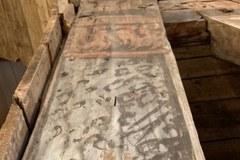 Niezwykłe malowidła odkryte w kościele w Domachowie