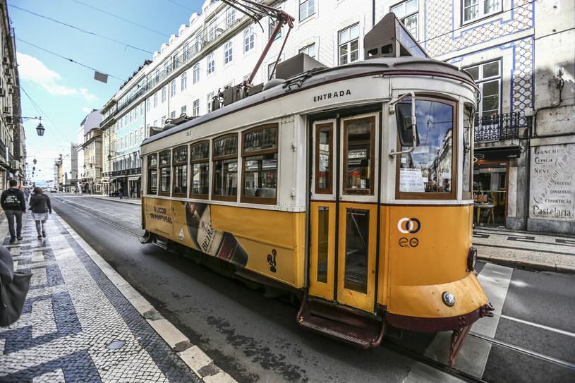 Niezwykłe odkrycie w centrum Lizbony /PIOTR JEDZURA/REPORTER /East News