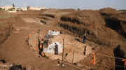 Niezwykłe odkrycie w Izraelu. Ślady obozowiska homo erectus