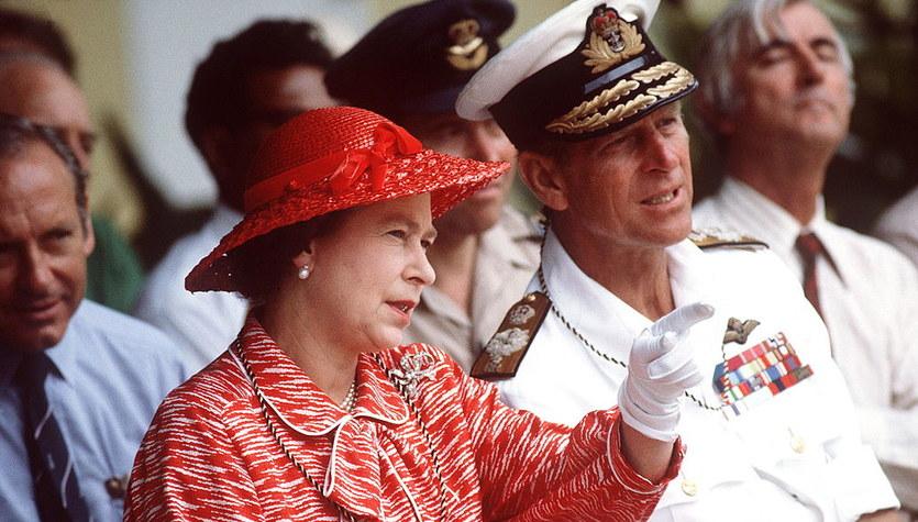 Niezwykłe pasje księcia Filipa