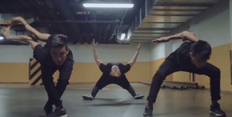 Niezwykłe trio w akcji! /People are Awesome /YouTube