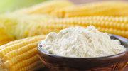 Niezwykłe zastosowania... mąki kukurydzianej