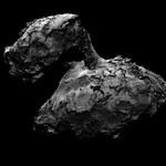 Niezwykłe zdjęcie komety 67P