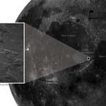 Niezwykłe zdjęcie Księżyca zrobione z Ziemi