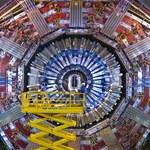 Niezwykłe zjawisko w LHC