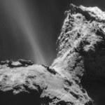 Niezwykłe zjawisko - zorza polarna na komecie
