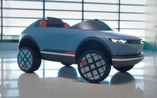 Niezwykły elektryczny pojazd Hyundaia. Najmniejszy w gamie!