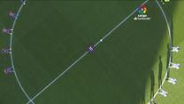 Niezwykły hołd oddany Maradonie przed meczem Barcelony. Wideo