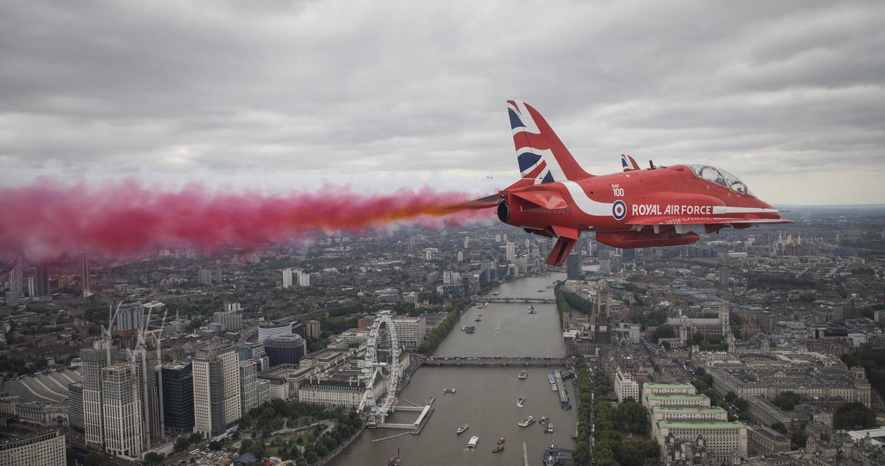 Niezwykły jubileusz stulecia Królewskich Sił Powietrznych RAF