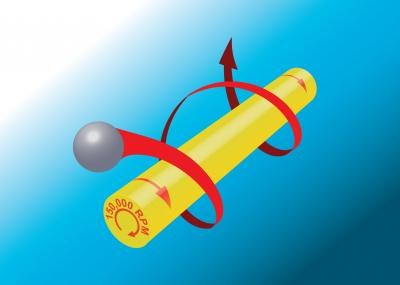Niezwykły nanosilnik wkrótce może znaleźć zastosowanie w medycynie /materiały prasowe