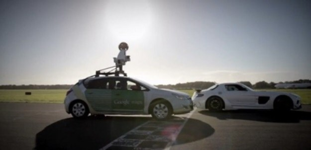 Niezwykły pojedynek na torze wyścigowym z Top Gear /materiały prasowe