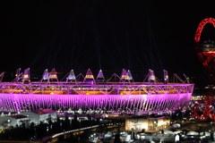 Niezwykły pokaz fajerwerków nad Stadionem Olimpijskim