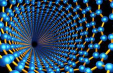 """Niezwykły """"reaktor"""" z nanorurek węglowych"""