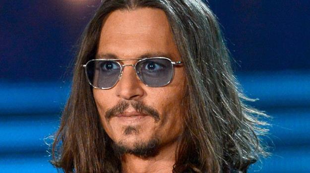 Nigdy nie miałem dobrego wzroku - przekonuje Johnny Depp / fot. Kevork Djansezian /Getty Images/Flash Press Media