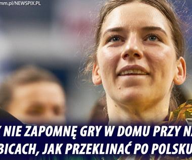 """""""Nigdy nie zapomnę, jak przeklinać po polsku"""". Niezwykłe pożegnanie Mii Moldrup. Wideo"""