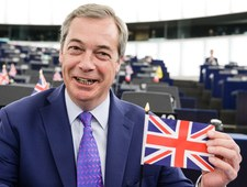 ​Nigel Farage show