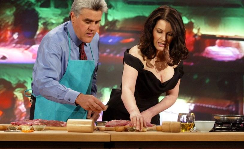 Nigella Lawson była wielką gwiazdą telewizji /Kevin Winter /Getty Images