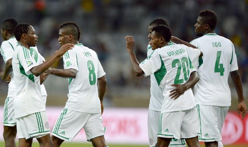 Nigeria rozbiła Tahiti 6-1 /AFP